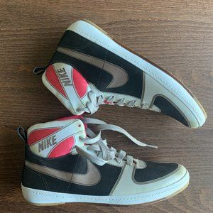 Rare Limited Edition Nike Mid-High Satin Runners